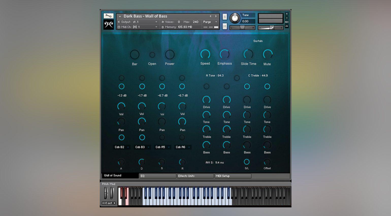 Replika Sound RSSD03 Dark Bass