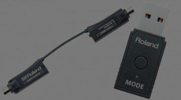 Roland wm1d MIDI