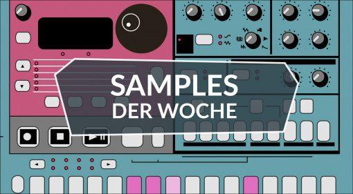 Samples der Woche: Modular Drum Loops, Motif, Xperiments, Ultimate Drum Shots