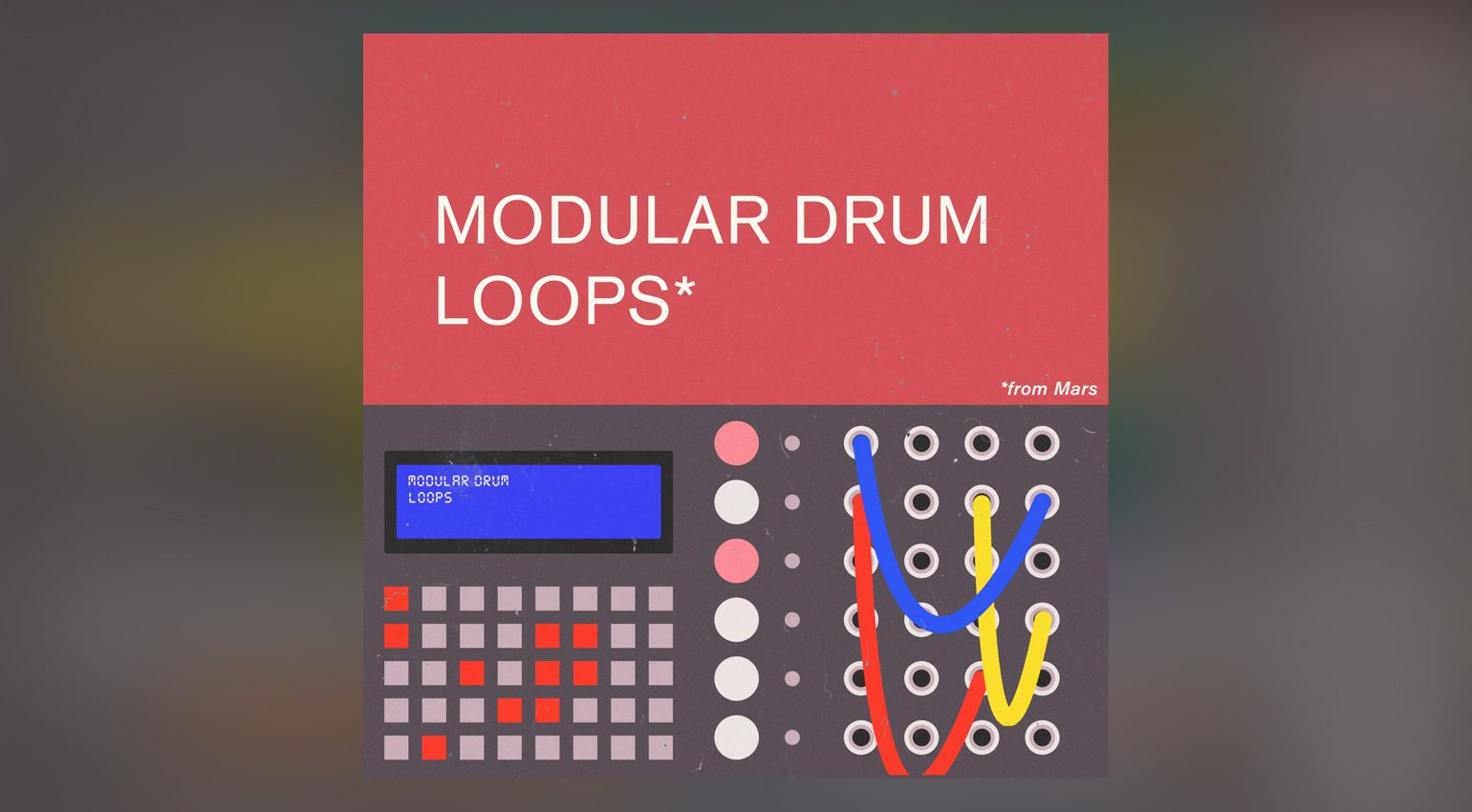 Samples From Mars – Modular Drum Loops From Mars