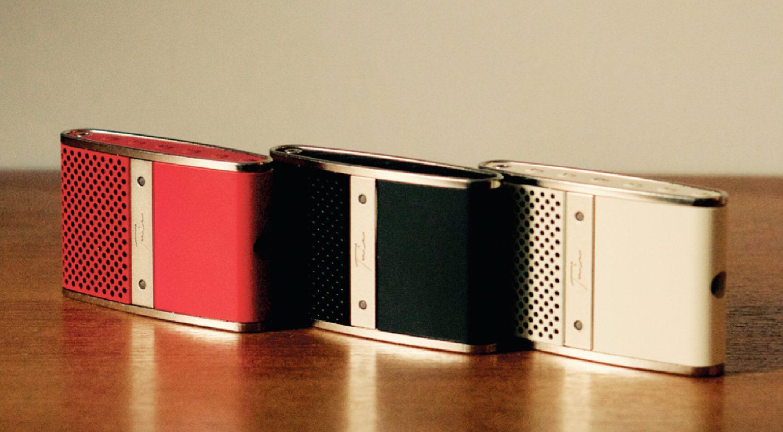 Tula Mic in drei Farbvarianten