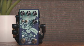 Walrus Audio Julianna Modulation Effekt Pedal