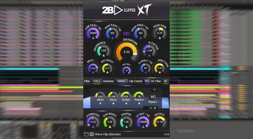 2B Played Clipped XT: Ein günstiges und kreatives Distortion und Clipping Plug-in