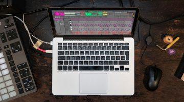 Ableton Live 10 Lite kostenlos bei Splice