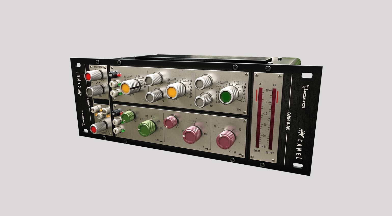 Acustica Audio Camel EQ