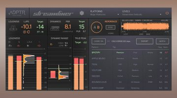 ADPTR Audio Streamliner