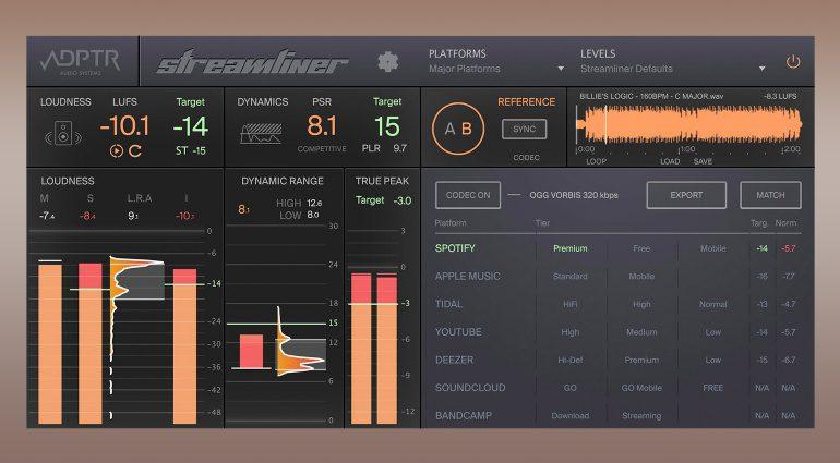 ADPTR Audio Streamliner