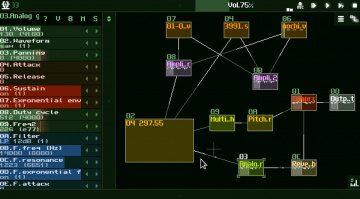 Kostenlos: SunVox Tracker Sequencer und virtuelles Modular System