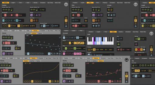 Amanita Audio Tranz4ma für Ableton Live: Dieser MIDI-Editor denkt an alles!