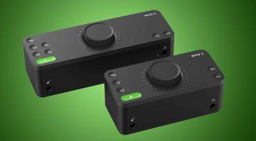 Audient EVO 4 und EVO 8 Audiointerfaces