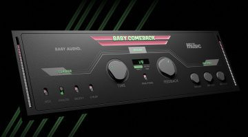 Kostenlos: Baby Audio verschenkt Delay Plug-in Baby Comeback