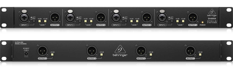 Behringer DI4800A