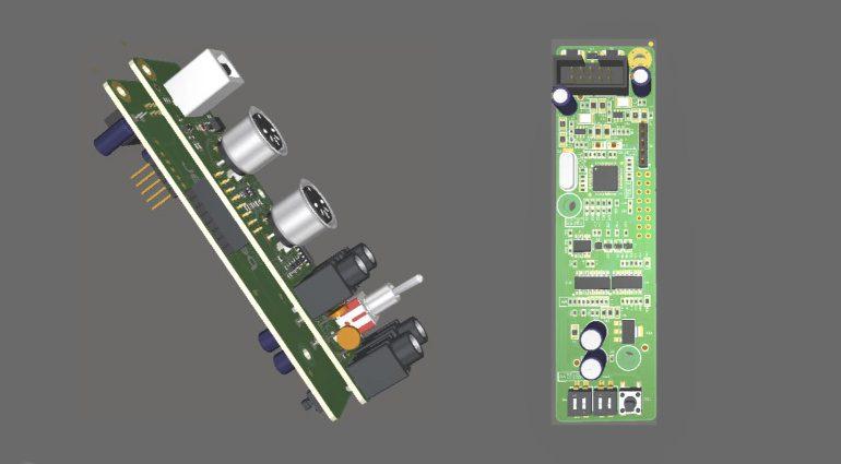 Behringer USB-MIDI-CV-Gate