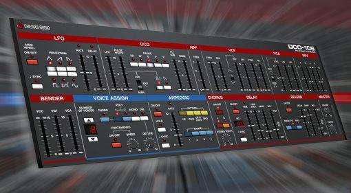 Cherry Audio DCO-106: Roland Juno-106 Plug-in Synthesizer für 25$