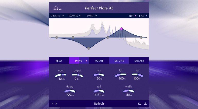 Denise Perfect Plate XL: Raumgestaltung hoch zwei