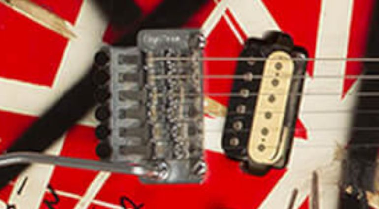 Eddie Van Halen Juliens Auction Teaser