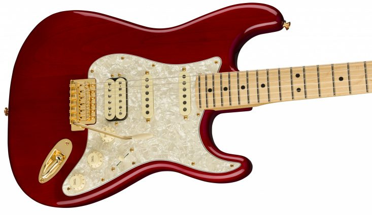 Fender Tash Sultana HSS Stratocaster Signature Body