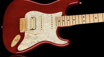 Fender Tash Sultana HSS Stratocaster Signature Front Teaser