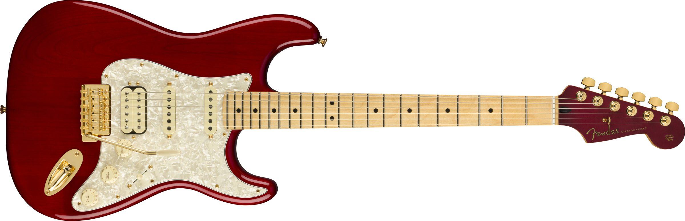 Fender Tash Sultana HSS Stratocaster Signature Front