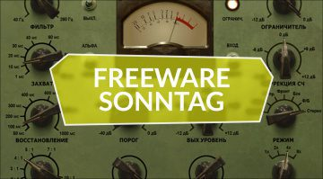 Freeware Sonntag: Dirty Filter, ScandiClavia und Molot