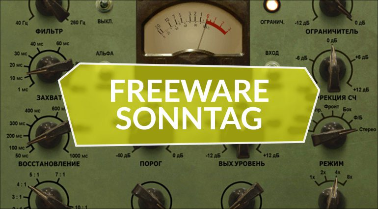 Freeware Sonntag: Dirty Filter, ScandiClavia und Molot