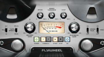 Fuse Audio Labs Flywheel: eine Bandmaschine als Plug-in für 25 Euro