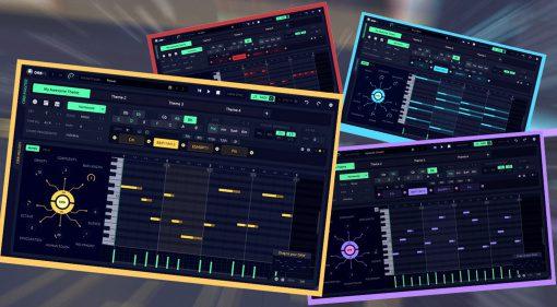 Hexachords Orb Producer Suite 2.0: Kompositionshilfe mit künstlicher Intelligenz