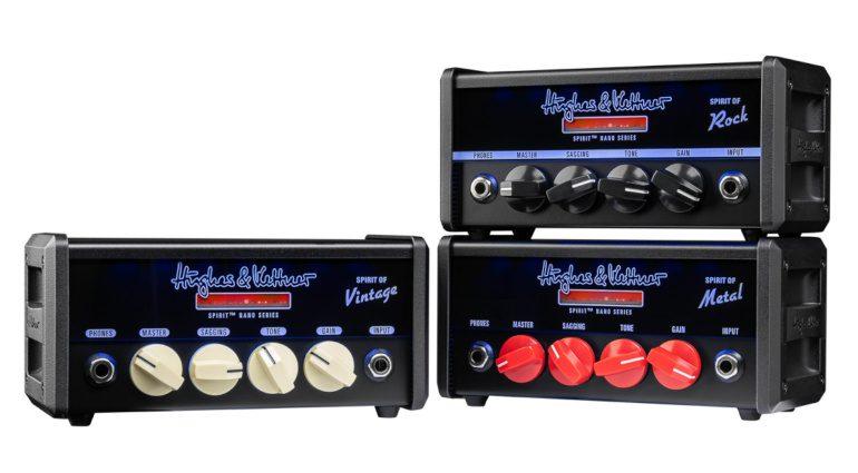 Hughes Und Kettner Spirit Nano Amps