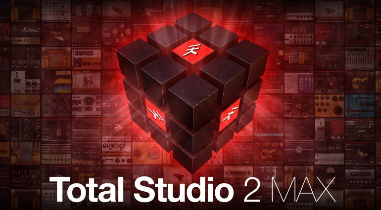 Deal: IK Multimedia Total Studio 2 MAX Bundle im Mega Deal mit 75 Prozent Rabatt!