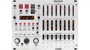 Electronic Music Producer Intellijel Designs Metropolis