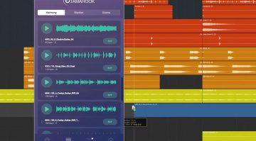 Jamahook sucht mit KI nach den passenden Samples, Melodien und Harmonien