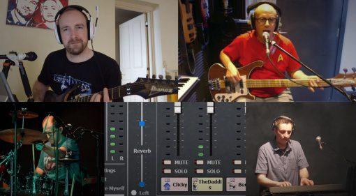Jamulus Band Online Jam Probe