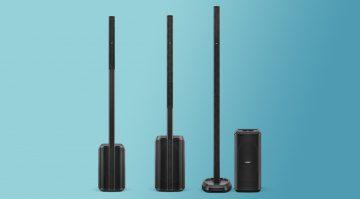 Bose L1 Pro8, L1 Pro16 und L1 Pro32