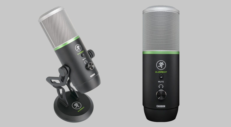 Mackie Carbon USB-Mikrofon