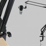 Mackie DB-100 Desktop-Mikrofonarm