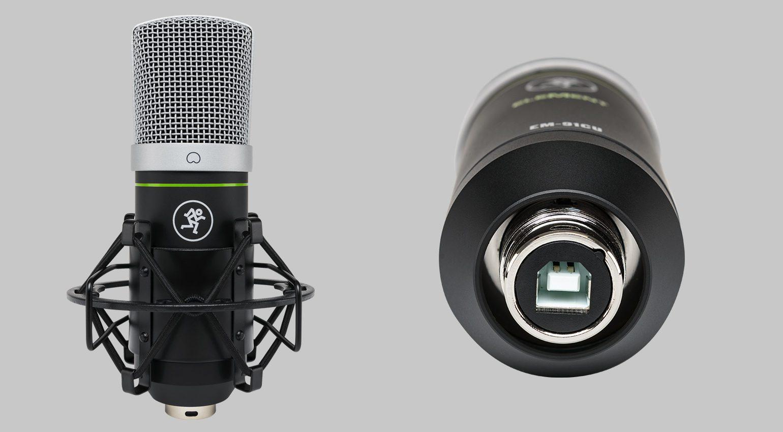 Mackie EM-91CU USB-Mikrofon