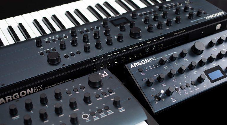 Modal Electronics Argon8 Serie