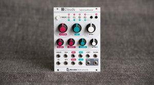 Electronic Music Producer Mutable Instruments Clouds