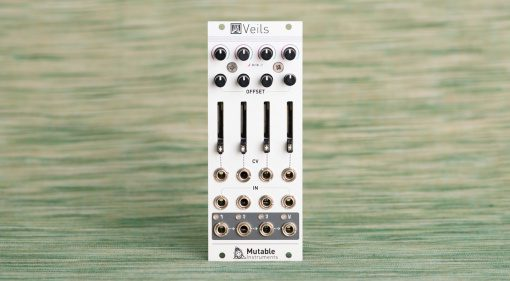 Mutable Instruments Veils 2020