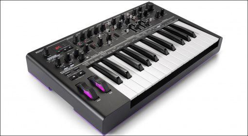 Aphex Twin und Novation - Bass Station 2 in schwarz: AFXStation