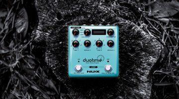 Nux Duotime Digital Delay Stereo Looper 1