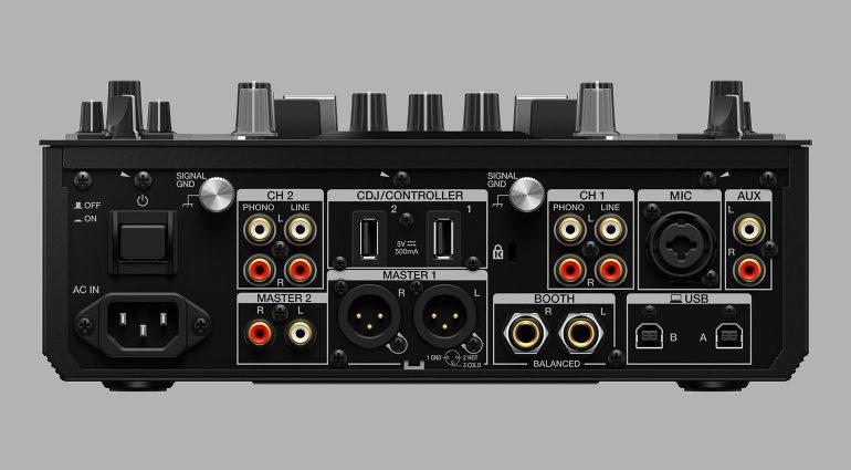 Pioneer DJ DJM-S11 und S11 SE Battlemixer für Profis sind da
