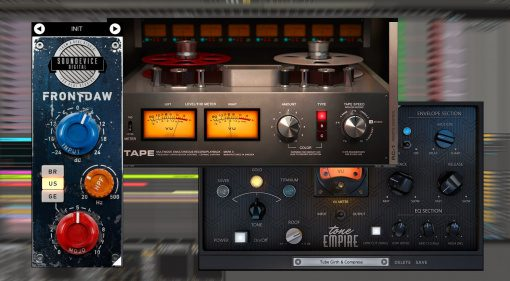 Deal: Plugin Boutique Virtual Analogue Studio Bundle für 95 Euro!