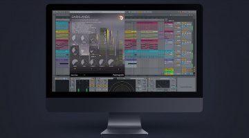 Puremagnetik Darklands: ein dystopischer Soundscape Synthesizer