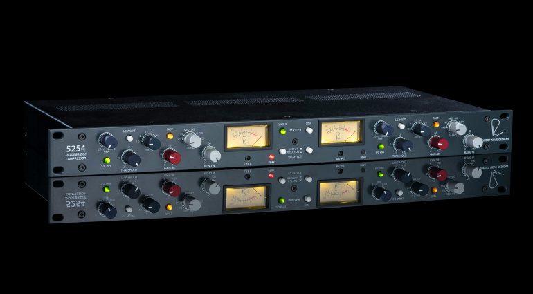 Rupert Neve Designs 5254 Dual Diode Bridge Compressor