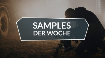 Samples der Woche: RoadRacer, Beatbox, Free SFX Collection, Free Boom Bap Drum Kit, Wind Chimes