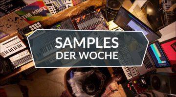 Samples der Woche: Le Skank, Mosaic Tape, Angus, Spectrum, Freeware