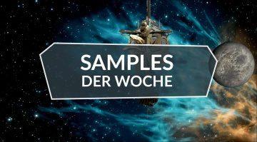 Samples der Woche: Aura, Elysium, Acousmatic Engine, kostenlose Angebote