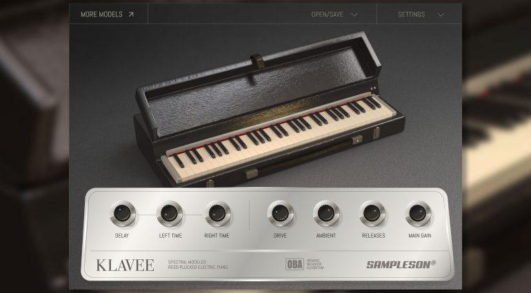 Deal: Sampleson mit bis zu 60% Rabatt und ein das E-Piano Klavee