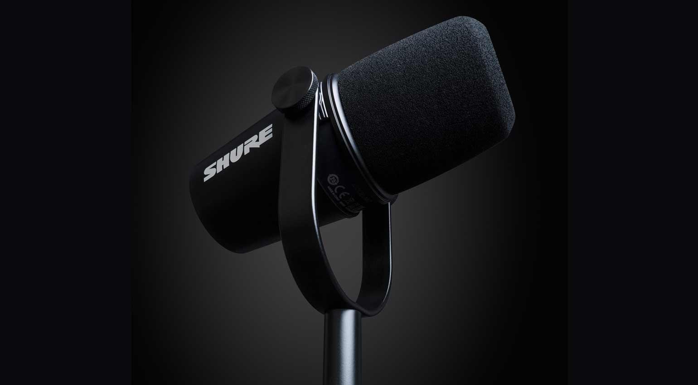 Shure MV7 Black